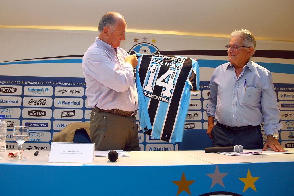 Morre o ex-presidente do Grêmio Fábio Koff