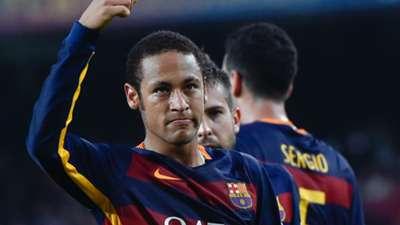 Neymar Barcelona Villarreal La Liga 08112015
