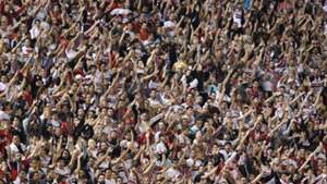 Torcida São Paulo Atletico Nacional Copa Libertadores 06072016