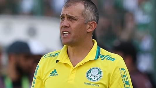 Eduardo Baptista Chapecoense Palmeiras Amistoso 21012017