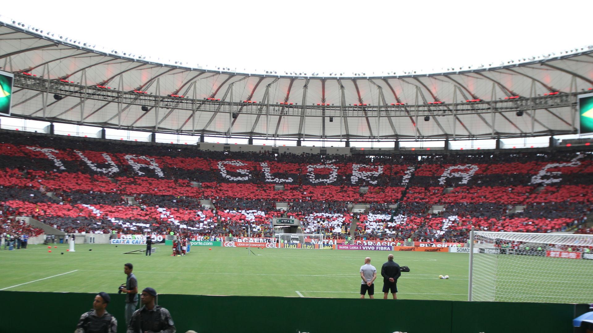 Torcida Flamengo Corinthians Brasileirão 23 10 2016