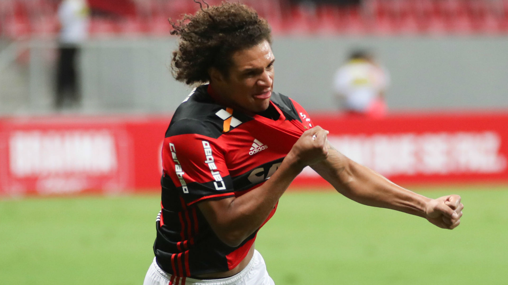 Willian Arão Flamengo Vasco Carioca 27 03 2017