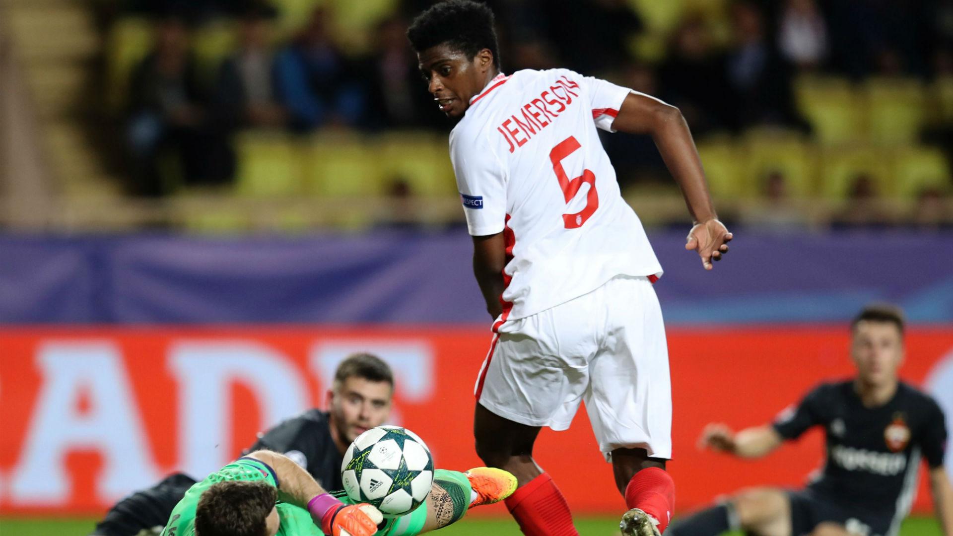 Jemerson Monaco CSKA  Champions League 02 11 2016