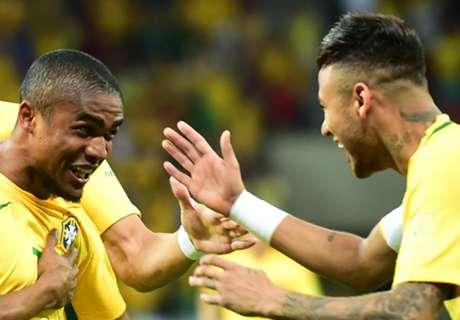 Tite hat entschieden: Douglas Costa kriegt die Neymar-Rolle