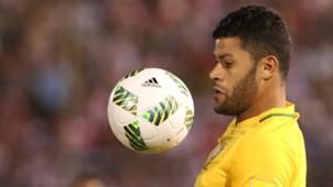 Hulk Paraguay Brazil 2018 WC Qualifiers 03292016