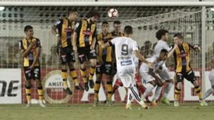 Ricardo Oliveira Santos FC The Strongest Copa Libertadores 16032017