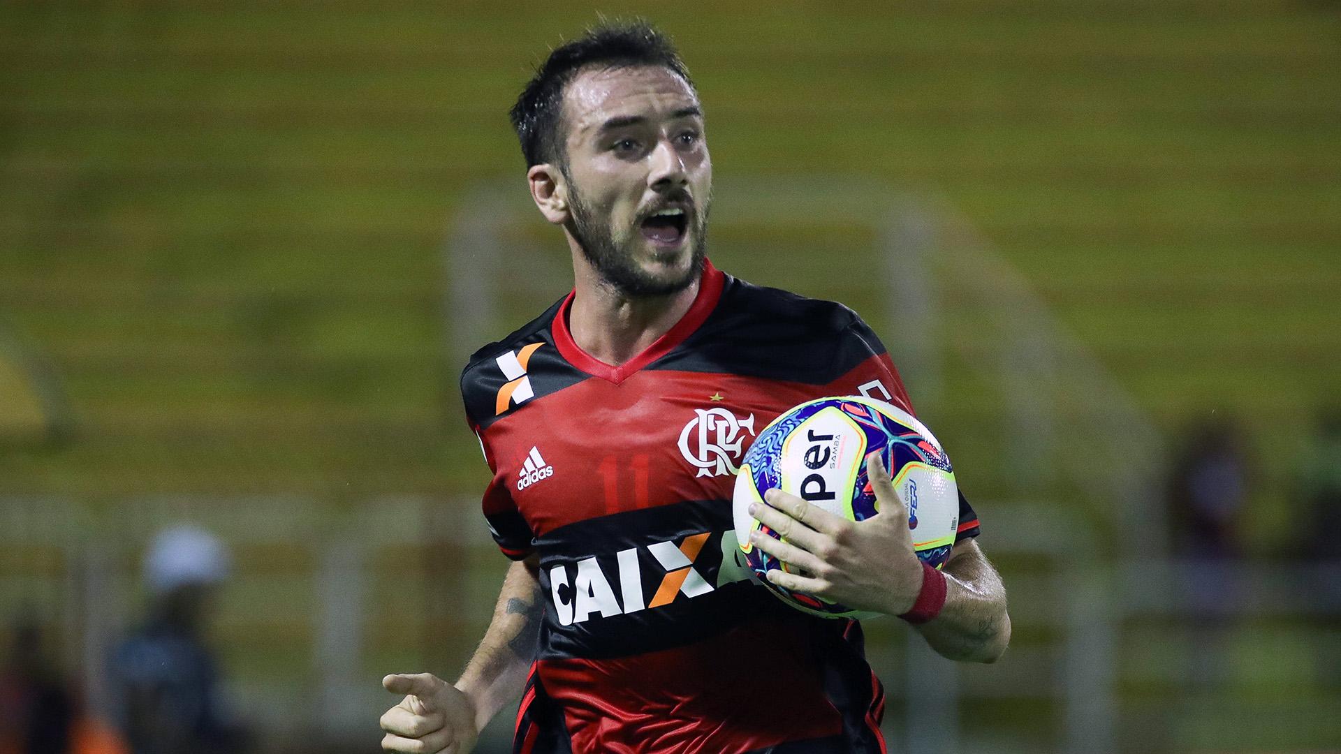 Mancuello Resende Flamengo Carioca 18032017