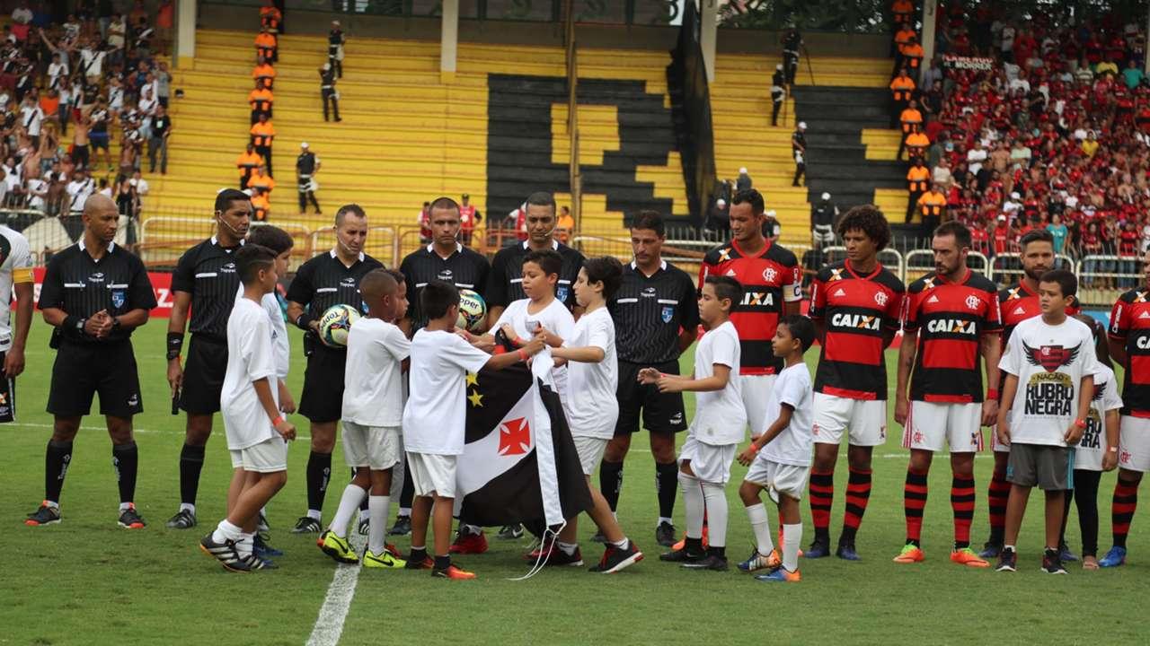 Flamengo Vasco Campeonato Carioca 25 02 2017