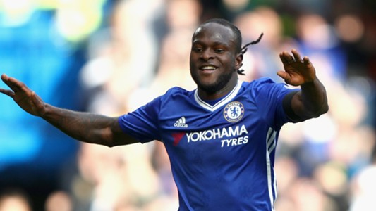 Victor Moses Chelsea 15102016