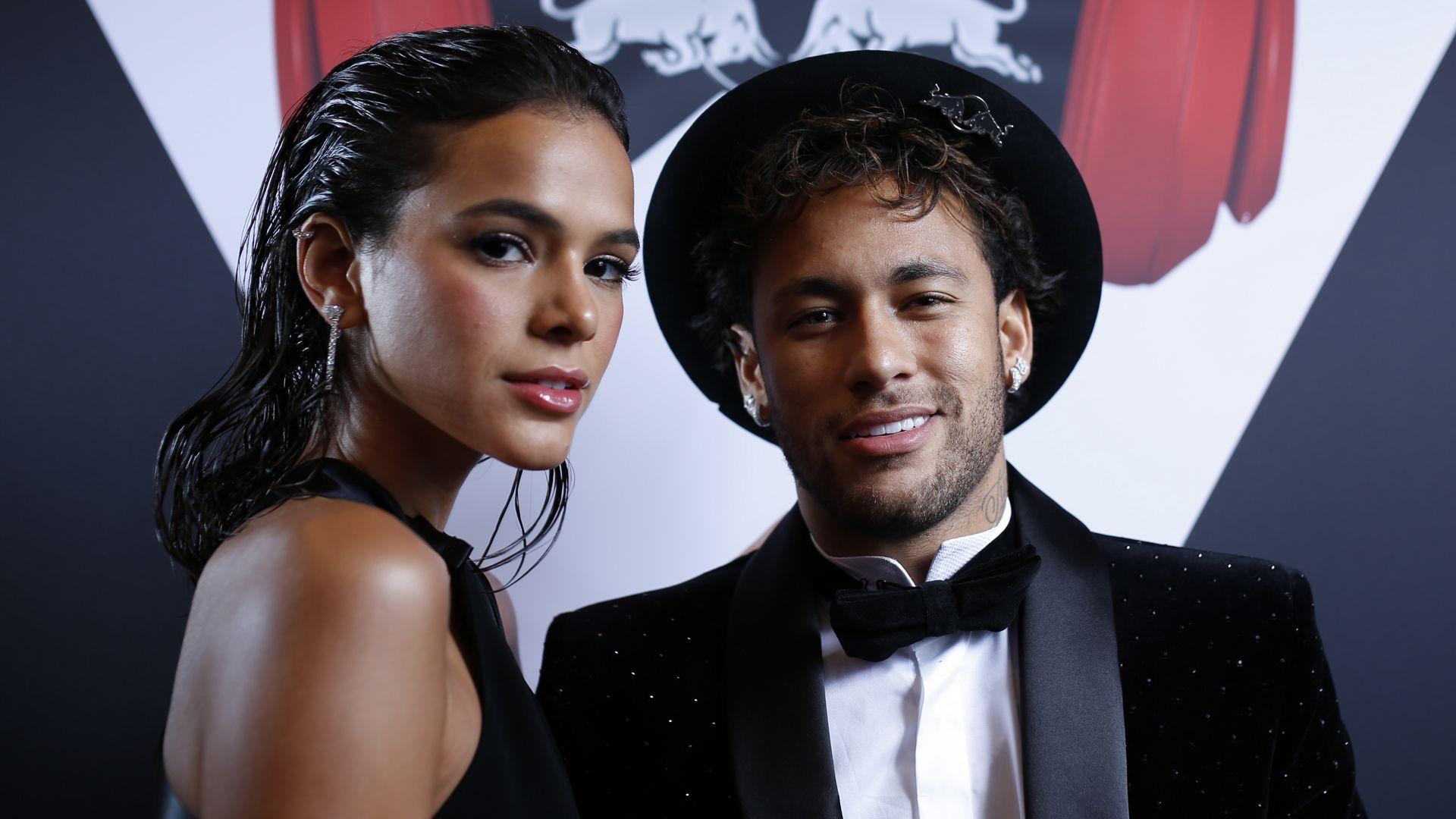 Neymar Bruna Marquezine 2018 Birthday party 04022018