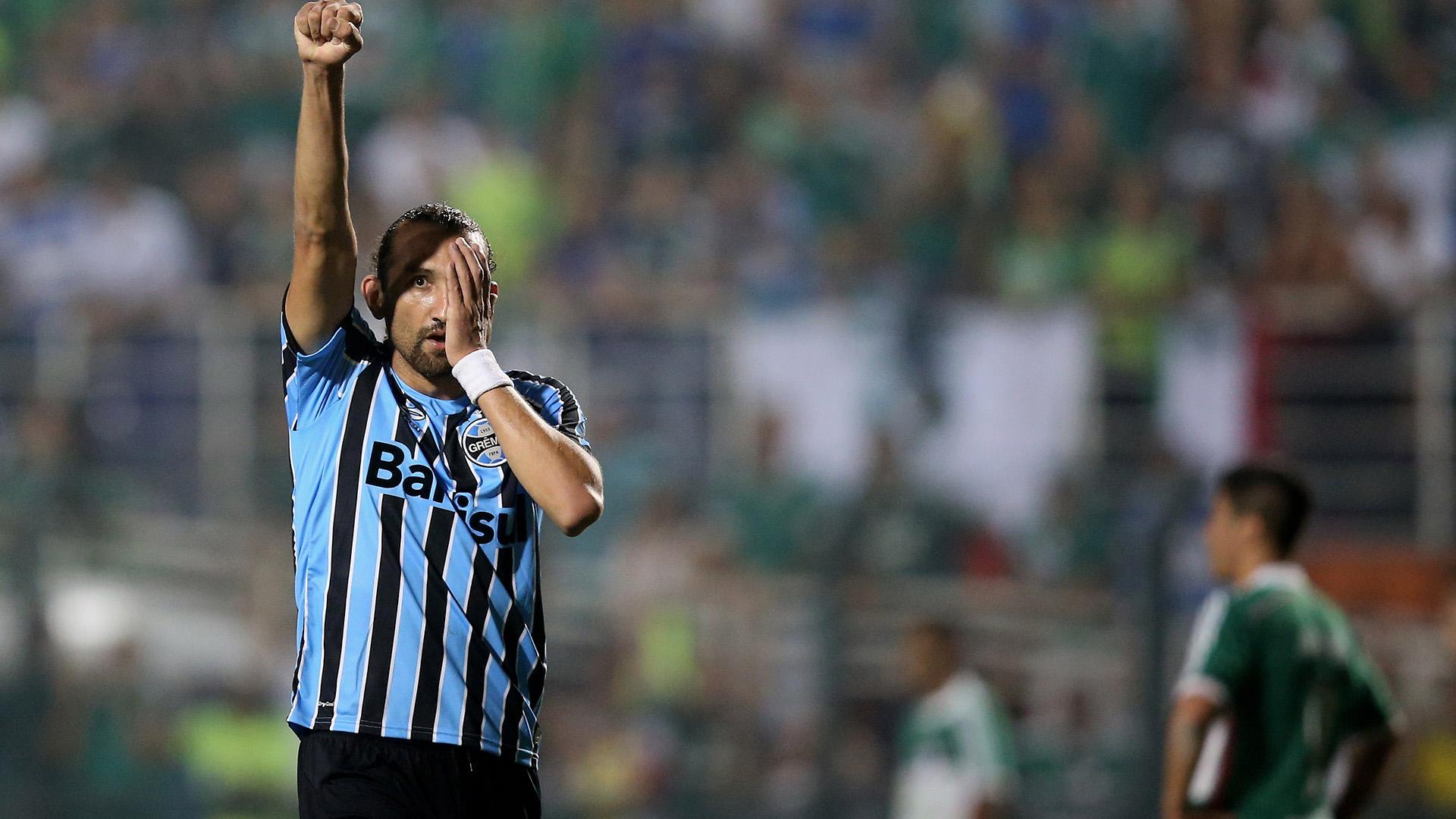 Hernán Barcos | Palmeiras 2-1 Grêmio | Brasileirão | 11 10 2014