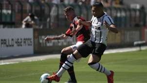 Léo Jabá - Corinthians x Flamengo - Copinha