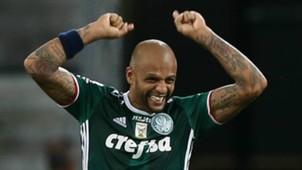 Felipe Melo - Palmeiras - 22/03/2017