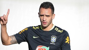Renato Augusto Brasil treino SP 20032017