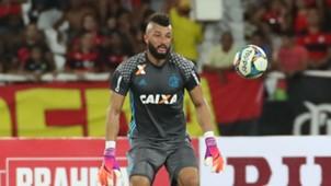 Alex Muralha Botafogo Flamengo Carioca 12022017