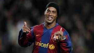 Ronaldinho Barcelona 2007