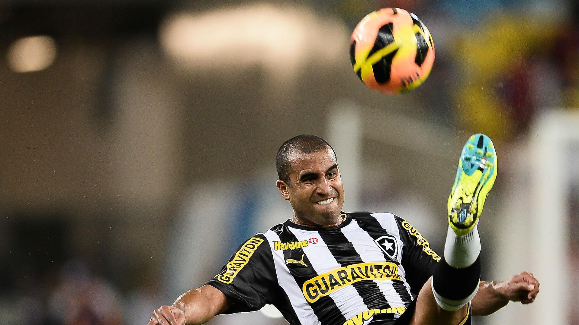 Julio Cesar Botafogo 26032016