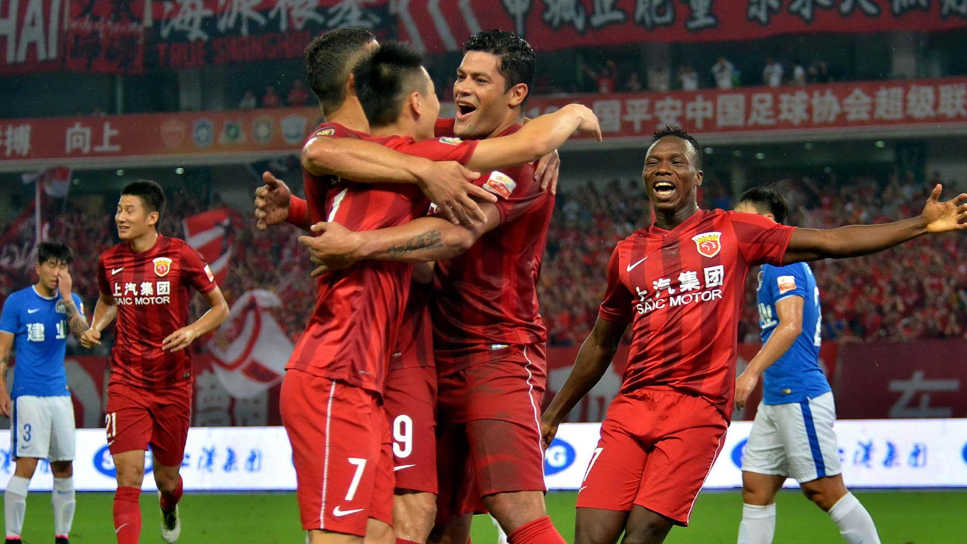 Hulk Shanghai SIPG Chinese Super League CSL 10072016