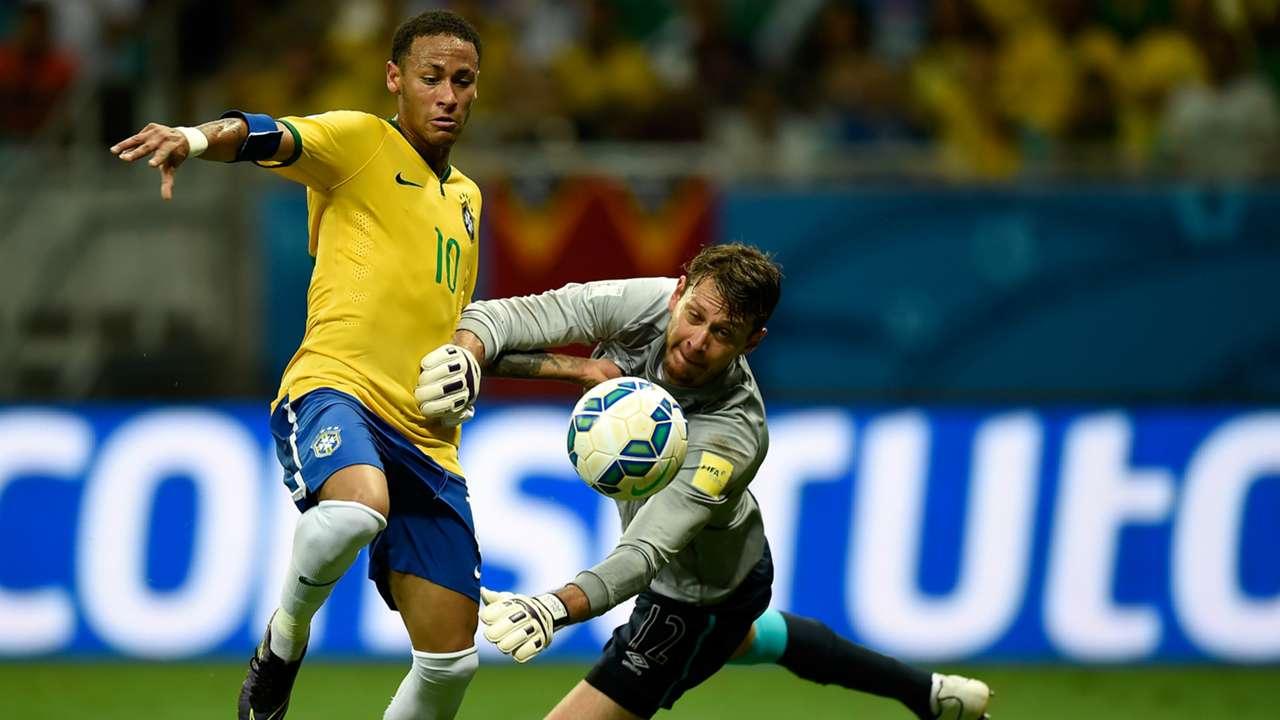 Diego Penny, Neymar | Brazil x Peru | 17/11/2015