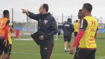 Rogerio Ceni São Paulo treino Florida Cup IMG Academmy 07 01 17