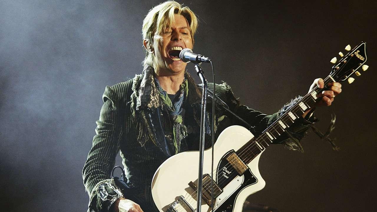 David Bowie 11012016