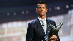 Cristiano Ronaldo UEFA best player 25082016
