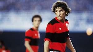 Zico - Flamengo