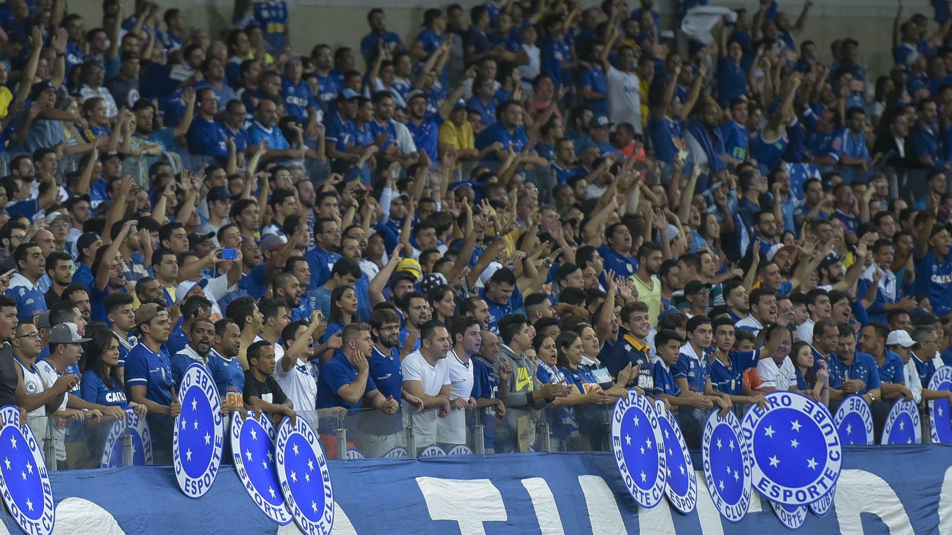 Torcida Cruzeiro Sao Paulo Copa do Brasil 19042017