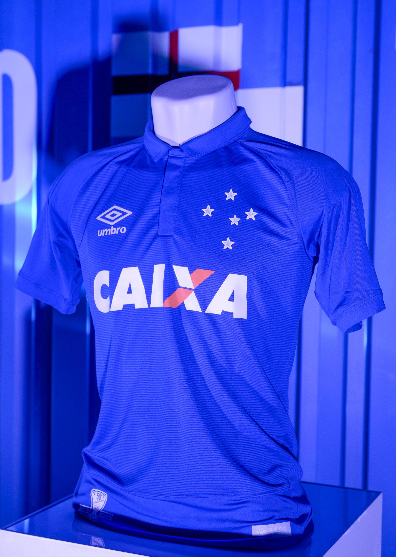 Camisas Uniforme Cruzeiro Umbro