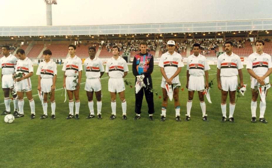 São Paulo 1993 Rogério Ceni