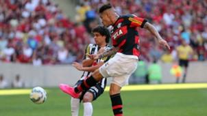 Guerrero Flamengo Santos 02082015