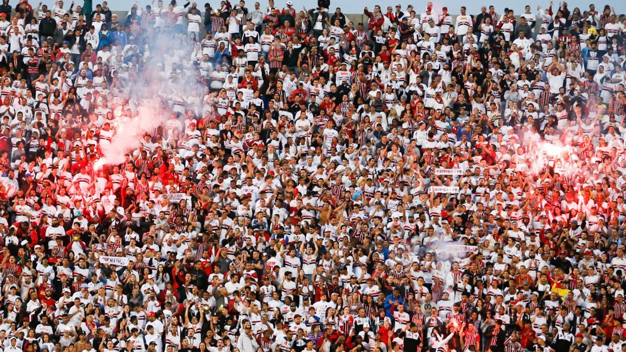 Torcida São Paulo Corinthians Brasileirão 05112016