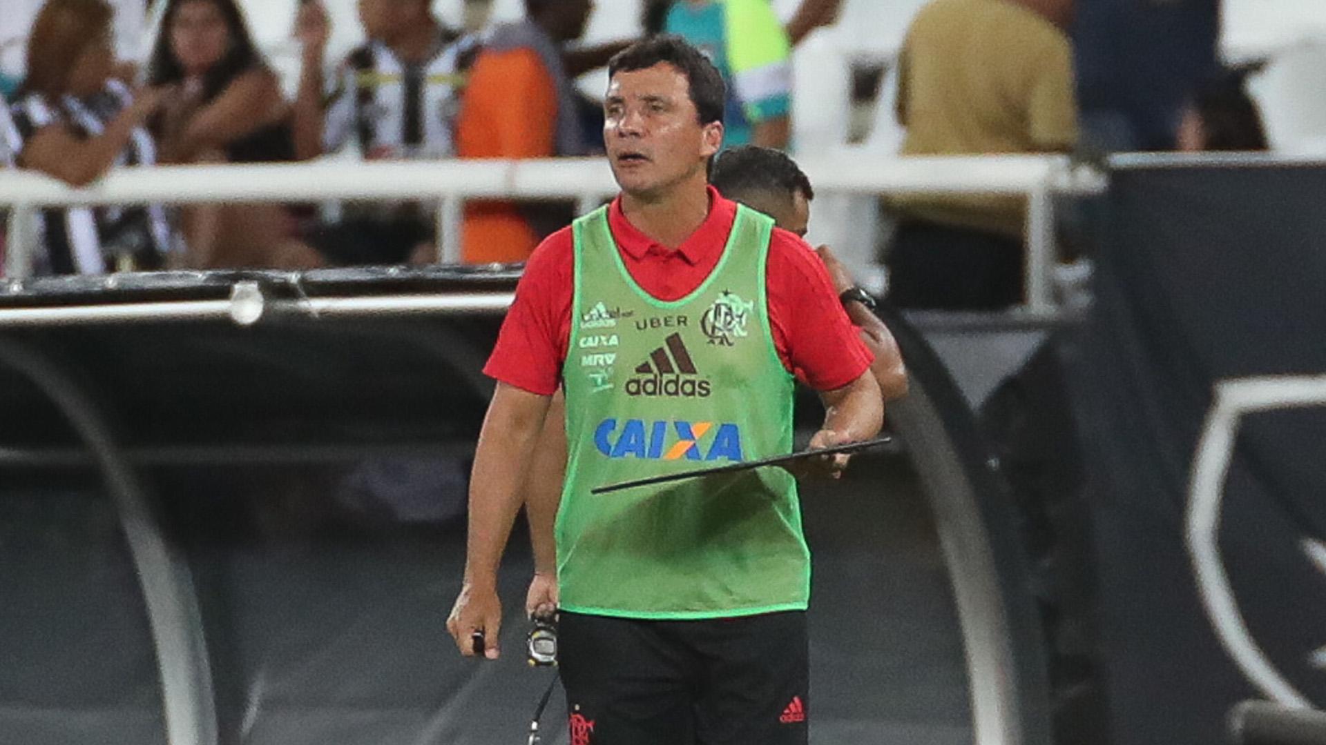 Zé Ricardo Botafogo Flamengo Carioca 12022017