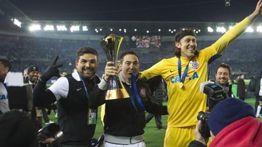 Cássio Chicão Corinthians Chelsea 2012 Club World Cup 16122012