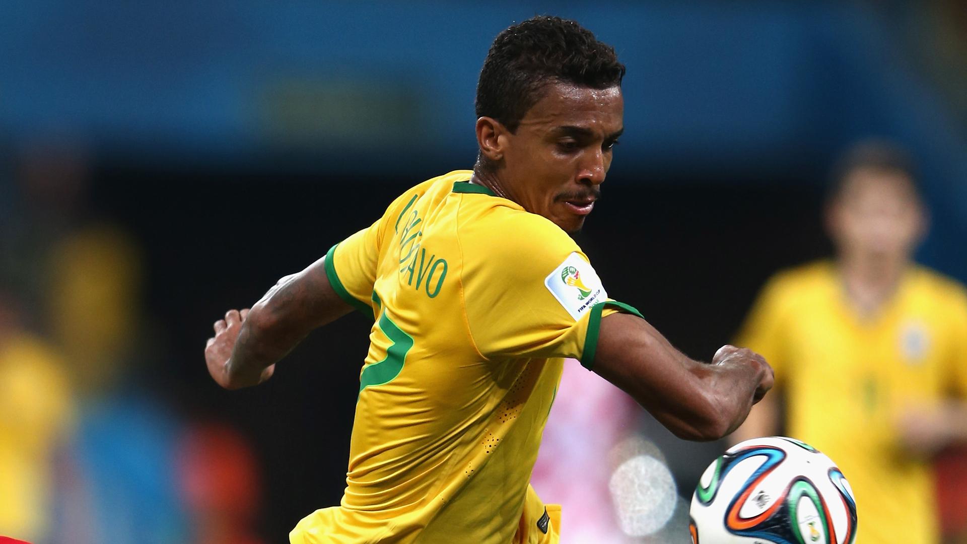 Luiz Gustavo absent des 23 Brésiliens pour le Mondial — OM