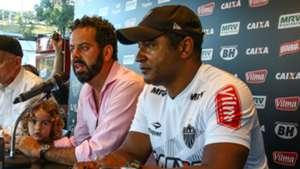 Roger Machado Daniel Nepomuceno Atlético-MG treino 07012017