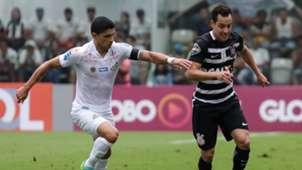 Rodriguinho Renato Santos Corinthians Brasileirão 11092016