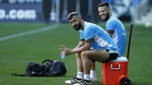 Douglas e Marcelo Oliveira - Grêmio