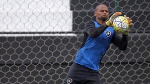 Jefferson Botafogo treino 27092016