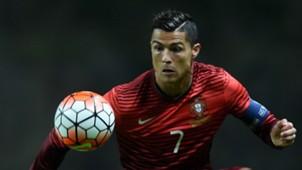 Cristiano Ronaldo Portugal Denmark 2016 Euro Qualifiers 08102015