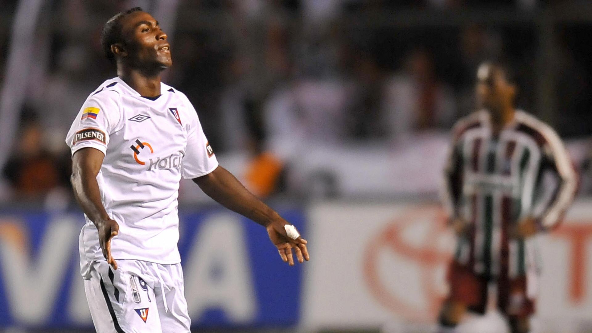 Guerron LDU x Fluminense 26 06 08