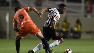Robinho Danny Bejarano Atletico-MG Sport Boys-BOL Libertadores 13042017