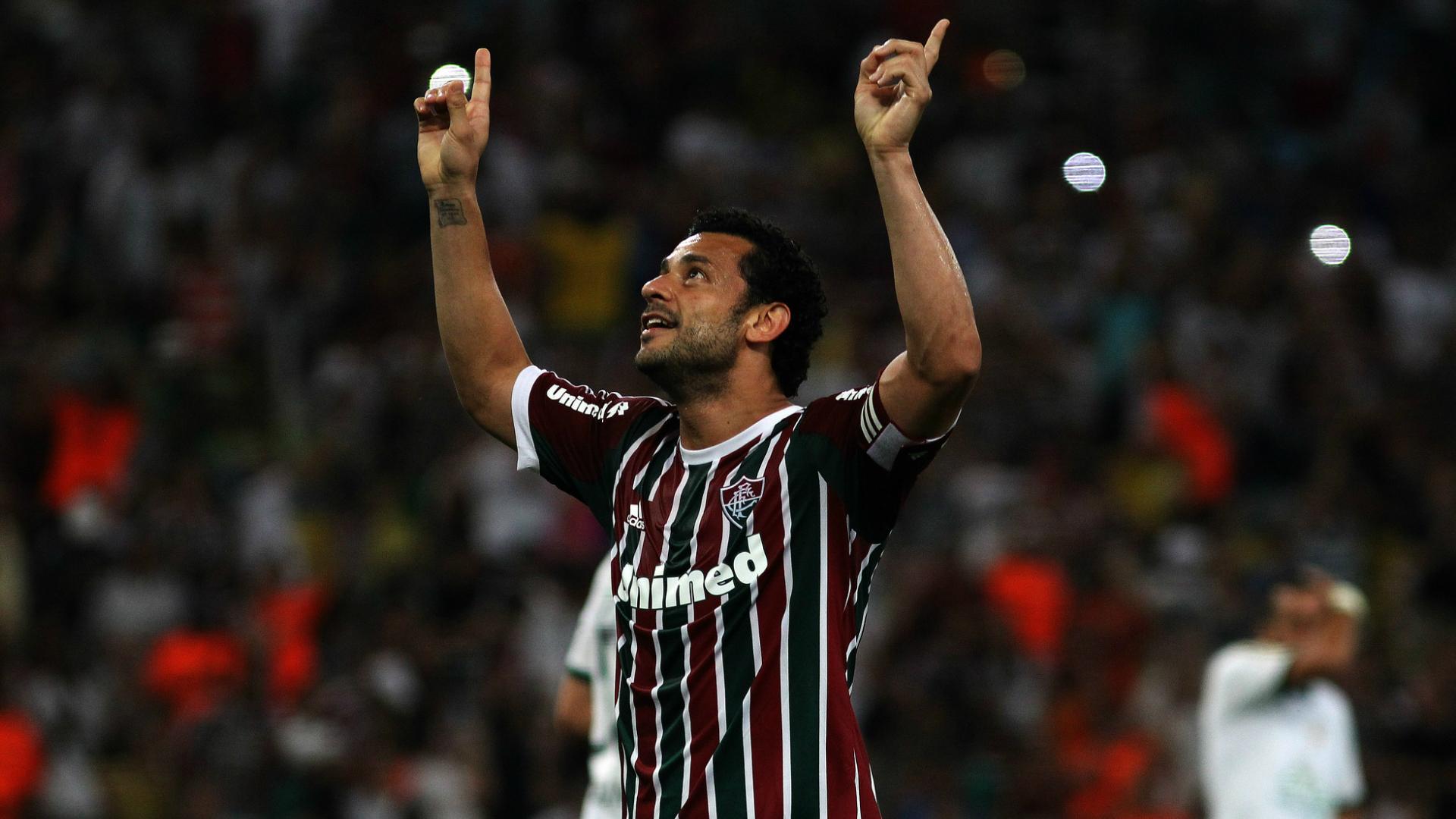 Fred | Fluminense x Palmeiras | Campeonato Brasileiro 2014 | 13/09/2015