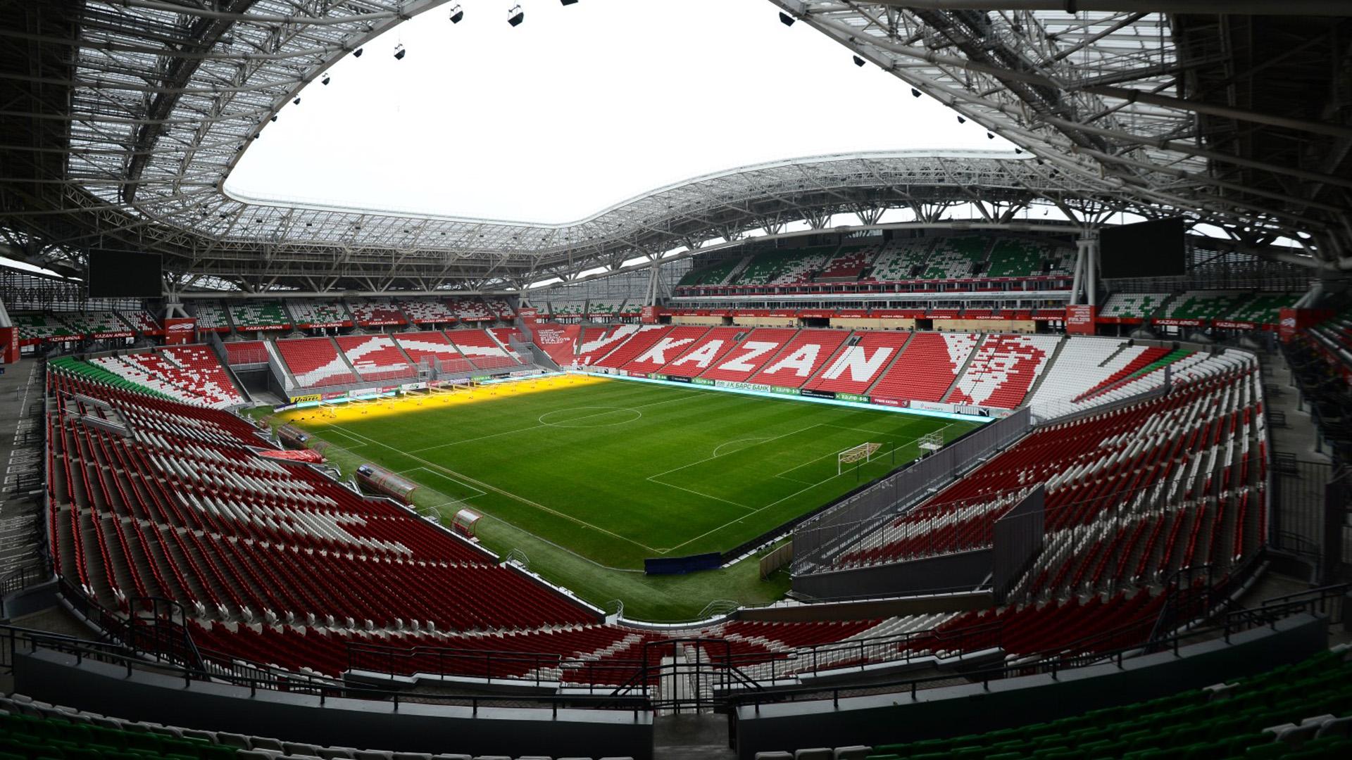 Kazan Arena 2018 World Cup Russia