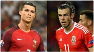 GFX Article Ronaldo Bale Portugal Wales Euro 2016