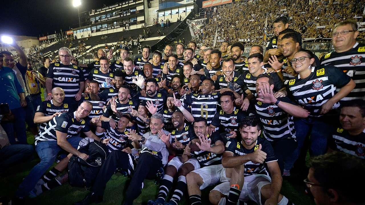 Corinthians campeão 20112015