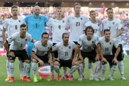 Austria national team 2015