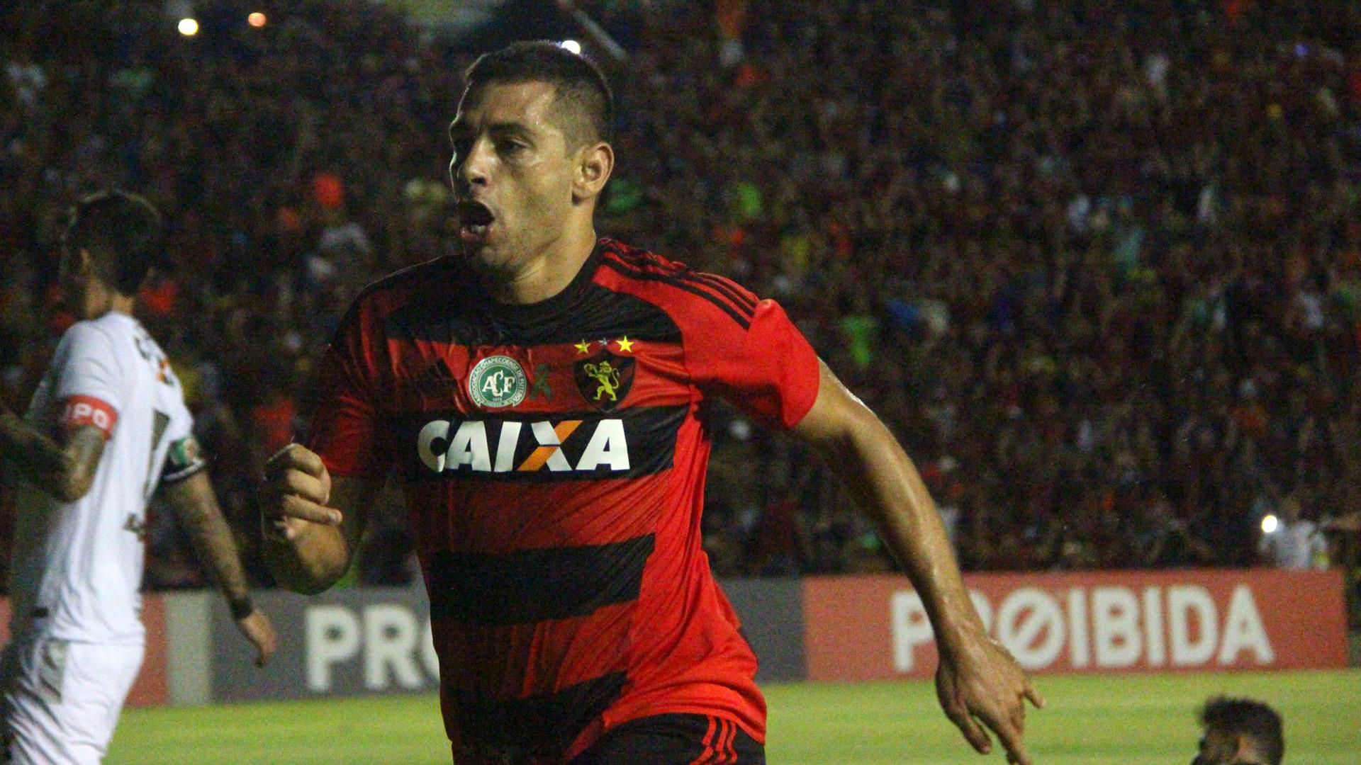 Diego Souza Sport Recife Figueirense Brasileirão 11122016