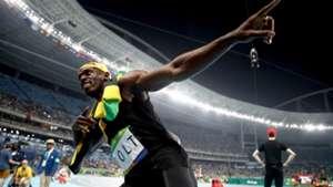 Usain Bolt Gold Medal 100m Rio 2016 14082016