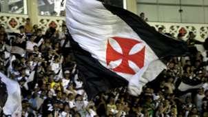Torcida Vasco Santos Copa do Brasil 22092016
